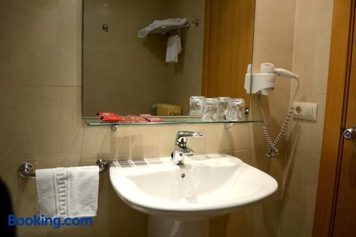 Hotel Mi Casa - Sabiñánigo - Bathroom