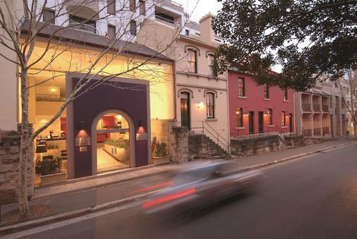 Rendezvous Hotel Sydney The Rocks - Sydney - Toà nhà