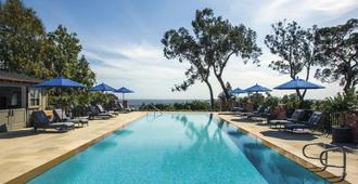 El Encanto, A Belmond Hotel, Santa Barbara - סנטה ברברה - בריכה