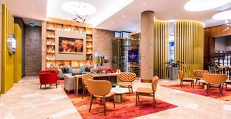 Medellin Marriott Hotel - ميديلين - ردهة