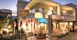 Odyssia Beach Hotel - Rethymno - Bygning