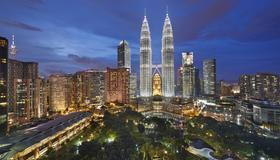 Mandarin Oriental Kuala Lumpur - Kuala Lumpur - Vista esterna