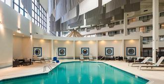 Courtyard by Marriott Columbus West/Hilliard - Columbus - Piscina