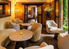 El Convento Boutique Hotel - Antigua - Σαλόνι