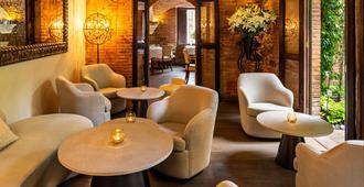 El Convento Boutique Hotel - אנטיגואה גוואטמלה - טרקלין