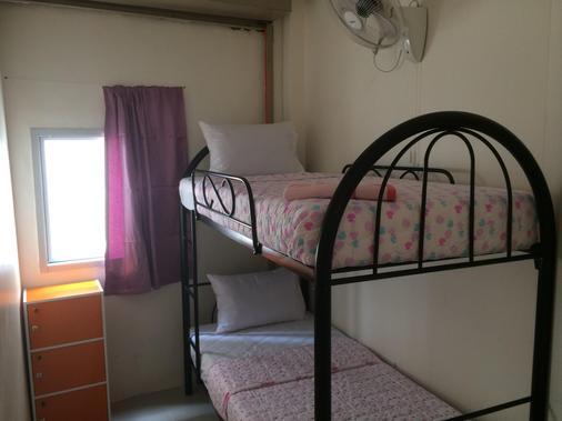 亞洲背包客旅館 - 芭堤雅 - 芭達亞 - 臥室