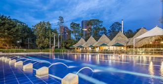 Intercontinental Medellin - Medellín - Pool