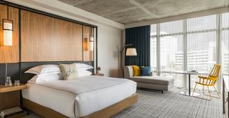 Kimpton Aertson Hotel - נאשוויל - חדר שינה
