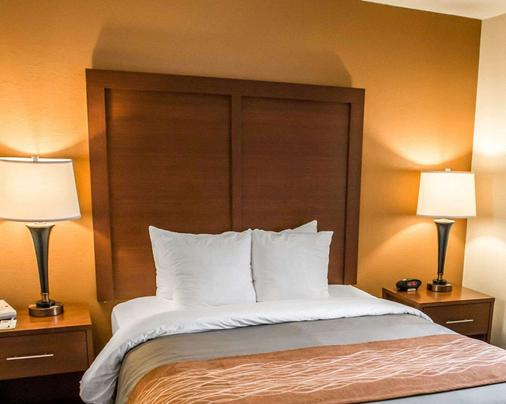 Comfort Inn at the Park - Hummelstown - Bedroom