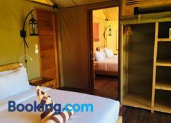 Gili Tenda Resort - Gili Trawangan - Phòng ngủ