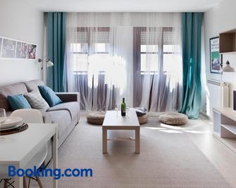 Apartamentos Turísticos Beethoven Haro - Haro - Huiskamer