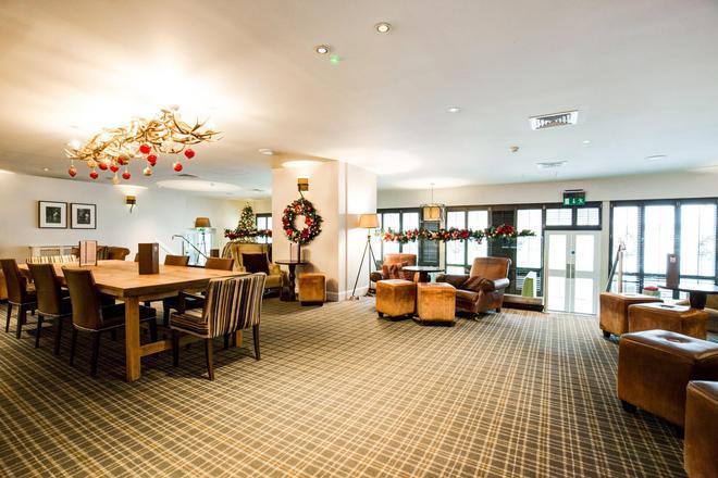 Barony Castle Hotel - Peebles - Bar