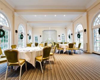Barony Castle Hotel - Peebles - Restaurant
