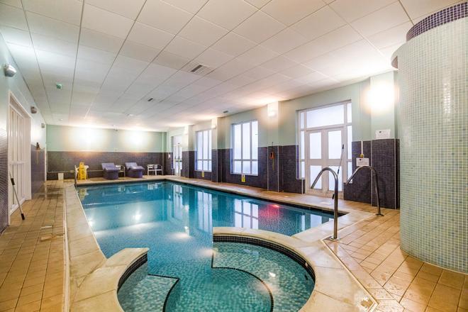 Barony Castle Hotel - Peebles - Pool