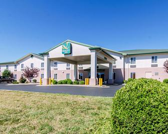 Quality Inn Junction City near Fort Riley - Junction City - Gebouw