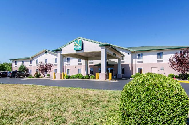 Quality Inn Near Fort Riley - Junction City - Bâtiment