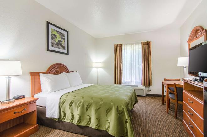 Quality Inn Near Fort Riley - Junction City - Chambre