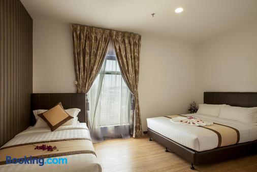 科豪酒店 - 新山 - 柔佛巴魯 - 臥室
