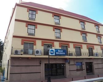 Best Western Hotel Plaza Matamoros - Heroica Matamoros - Gebäude