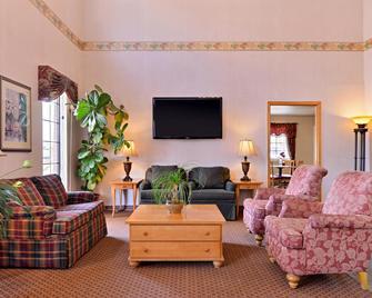 Americas Best Value Inn New Boston - New Boston - Huiskamer