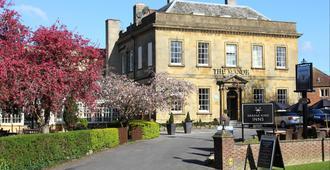 The Manor Hotel By Greene King Inns - Yeovil - Toà nhà