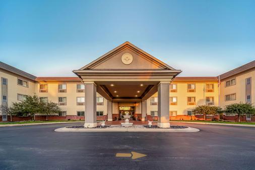 Quality Inn & Suites - Hannibal - Gebäude