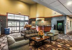 Quality Inn & Suites - Hannibal - Lobby