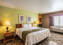Quality Inn & Suites - Hannibal - Schlafzimmer