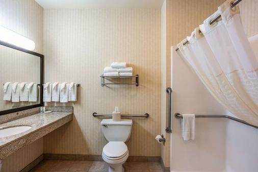 Quality Inn & Suites - Hannibal - Bad