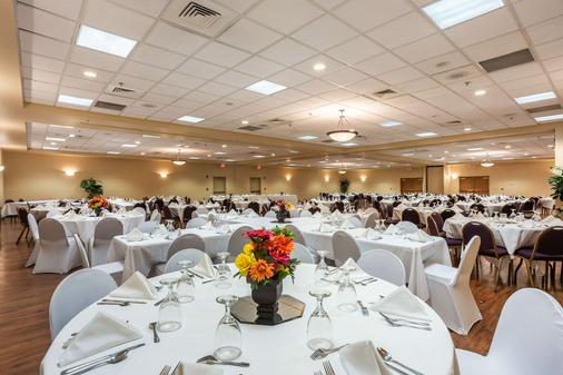 Quality Inn & Suites - Hannibal - Bankettsaal