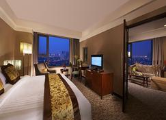 Ruiwan New Century Hotel Tianjin - Binhai - Κρεβατοκάμαρα