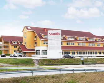 Scandic Sørlandet - Kristiansand - Bygning