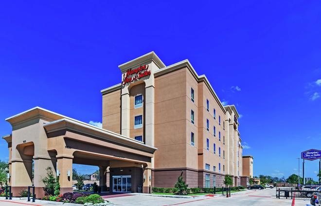 Hampton Inn & Suites Houston I-10/Central, TX - Houston - Building