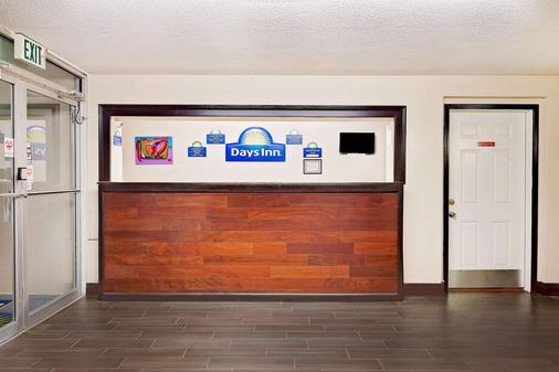 Days Inn by Wyndham Lafayette Near Lafayette Airport - Lafayette - Vastaanotto