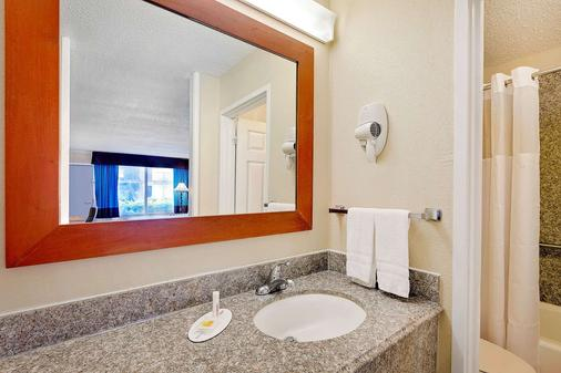 Days Inn by Wyndham Lafayette Near Lafayette Airport - Lafayette - Kylpyhuone