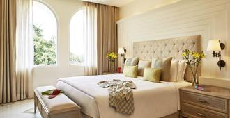 港威恒河酒店 - 瓦拉那西 - Varanasi/瓦拉納西 - 臥室