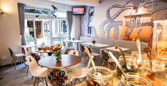 Citotel Le Bord'o - Ла-Рошель - Ресторан