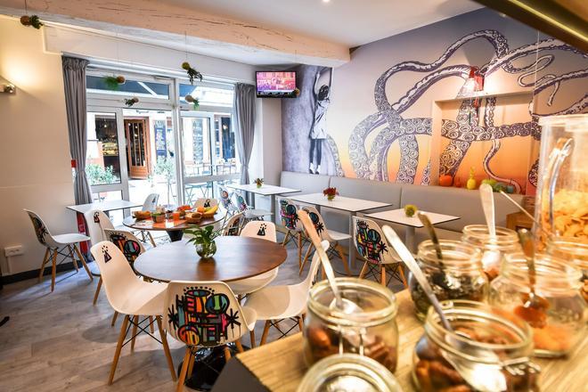 Citotel Le Bord'o - La Rochelle - Restaurante
