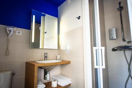 Citotel Le Bord'o - La Rochelle - Phòng tắm