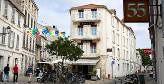 Citotel Le Bord'o - La Rochelle - Vista externa