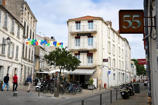 Citotel Le Bord'o - La Rochelle - Outdoor view