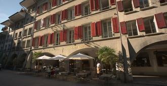 Hotel Restaurant Goldener Schlüssel Bern - Bern - Gebäude