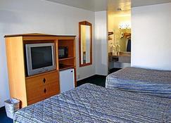 Motel 6 Ogden 21st Street - Ogden - Camera da letto