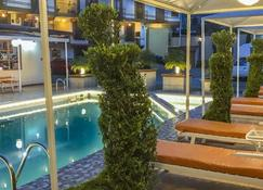 Hotel & Suites Posada Molina - Cuetzalán del Progreso - Pool
