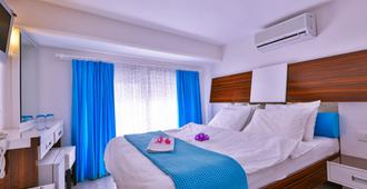 Hotel Sonne - Adults Only - Kaş - Bedroom
