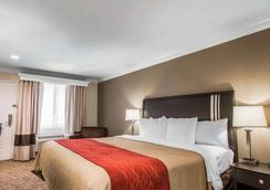 Quality Inn Downey - Downey - Bedroom