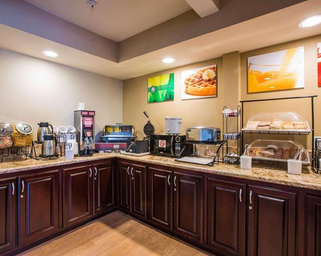Quality Inn Downey - Downey - Dining room