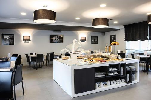 Best Western JFK Hotel - Naples - Buffet