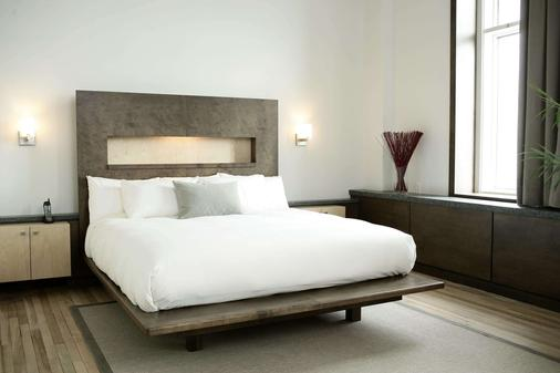 Hotel 71 by Preferred Hotels & Resorts - Québec City - Bedroom