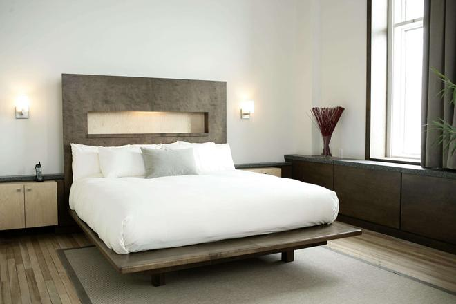 Hotel 71 by Preferred Hotels & Resorts - Quebec - Camera da letto